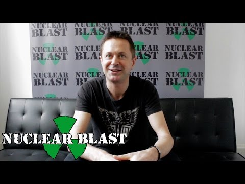 THRESHOLD - Richard West's first live shows  (EXCLUSIVE INTERVIEW)