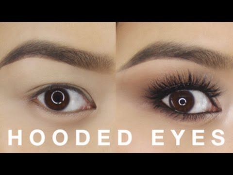 Hooded Eyes Makeup Tutorial