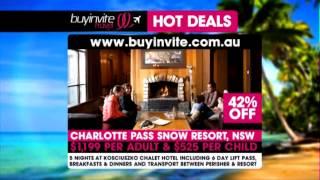 Buyinvite Travel Deal: Ski Holiday Kosciuszko Thumbnail