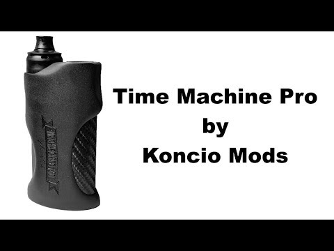 Time Machine Pro Squonker by Koncio Mods