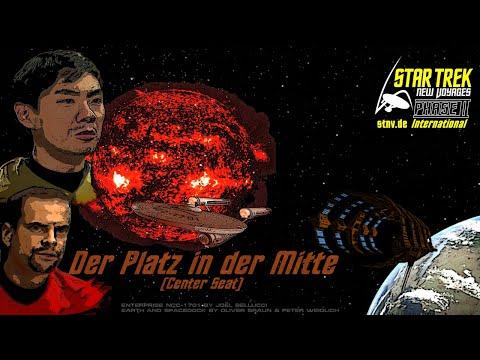 Star Trek New Voyages, 4xV1, Der Platz in der Mitte, Deutsche Synchronfassung
