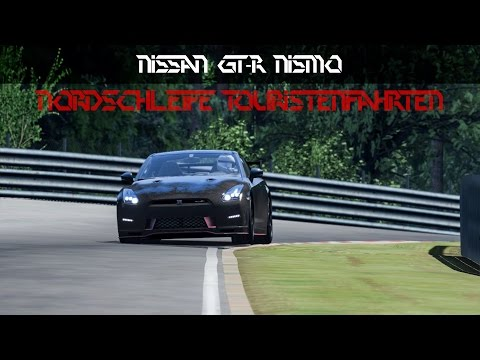 Assetto Corsa Nissan GT-R NISMO Gameplay HD 1080p