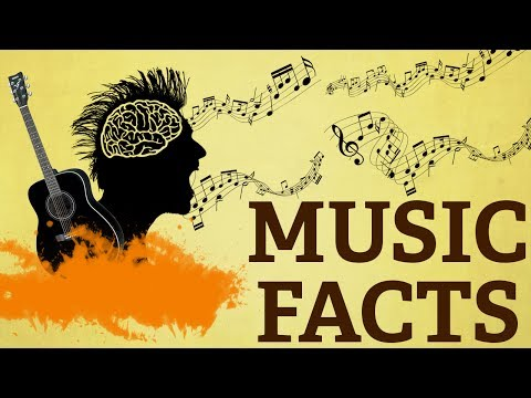 8 Interesting Facts About Music - Music Facts