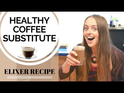 HEALTHY COFFEE ALTERNATIVE DRINK | DELICIOUS MORNING ENERGY TONIC