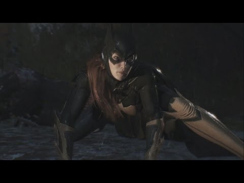 Batman Arkham Knight- BATGIRL SHENANIGANS! [1/2]- DLC Playthrough