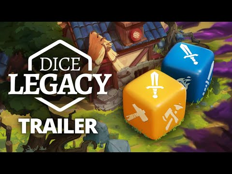 Dice Legacy Announce Trailer [FR]