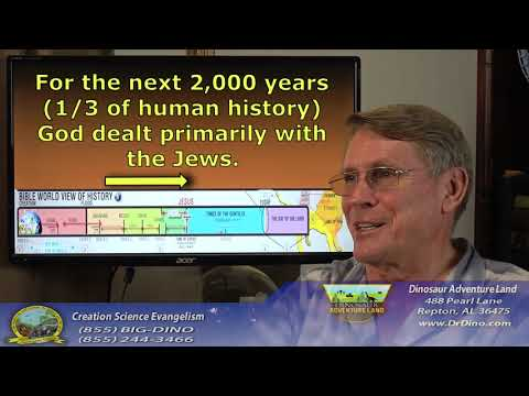 9/30/18 -Dr. Kent Hovind: Bible Study for Bone Heads! *Answer to local paper