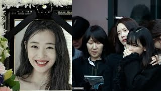 The real cause of sulli's sudden death,All you need to know about sulli's death and funeral.