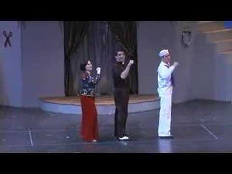 Freindship Lyrics - Anything Goes musical