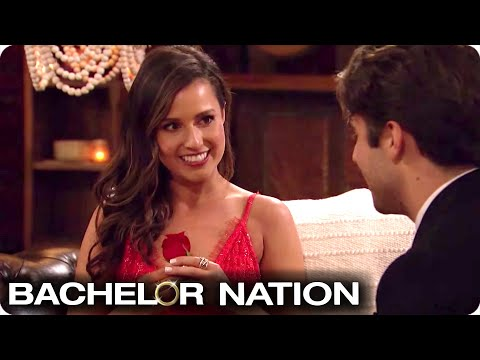 Katie Gives Out Her First Impression Rose | The Bachelorette