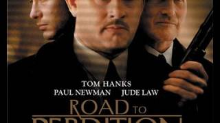 """Road to Perdition"" Tom Hanks, Paul Newman 