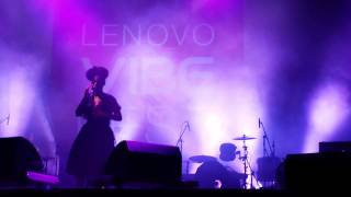 Morcheeba - Part of the Process (Lenovo Vibe Fest Moscow 2015-08-29)