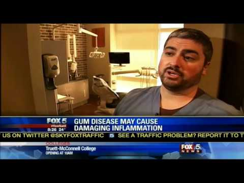 "Gum disease linked to heart disease? Experts say, ""yes""."
