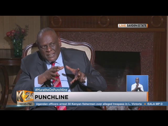 #MuratheOnPunchline: I DON'T speak for the President (pt2)