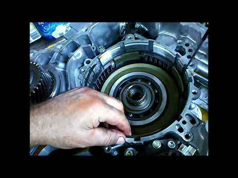 JF011E Transmission parts, repair guidelines, problems, manuals