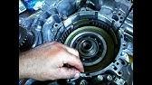 Nissan Mitsubishi Jeep CVT RE0F10A JF011E Fault P0868 & Removal for