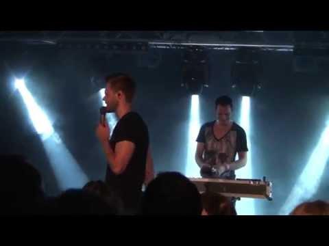 LOSE CONTROL - Damon Paul feat. Daniel Schuhmacher live in Stuttgart © Marion Kronberger