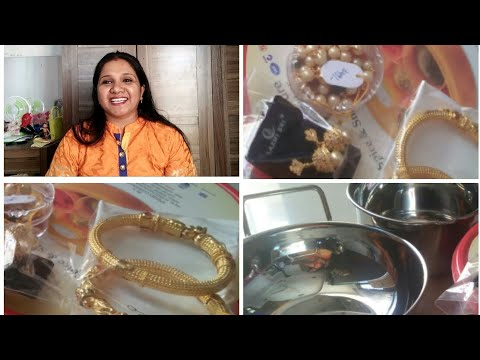 Giveaway announcement/gifts finalized/kitchen ware/one gram gold jewellery/Indianmom busy lifestyle