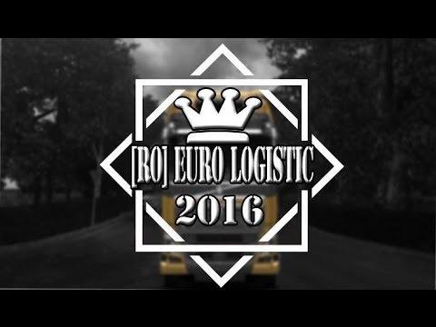✯ETS2 - Convoi neoficial [Ro]Euro Logistic : Paris - Bratislava✯
