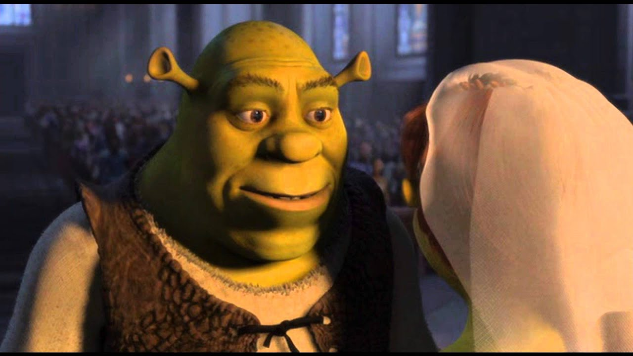 shrek really really 1 youtube