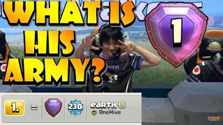 WHAT ARMY DOES THE #1 PLAYER IN THE WORLD USE?! BEST TH12 Attack Strategy in Clash of Clans