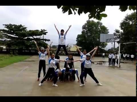[10-A2 LTK 2014-2017] Bài thể dục nhịp điệu lớp 10