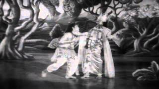 Maya Bazar (1957) Movie | Mohini Bhasmasura Dance Video Song | NTR,ANR,SVR,Savitri
