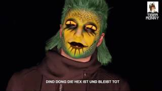 Tiger Ronny Animations: Ding Dong, die Hex ist tot