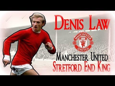 DENIS LAW – Manchester United legend