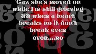 Breakeven--The Script (lyrics)