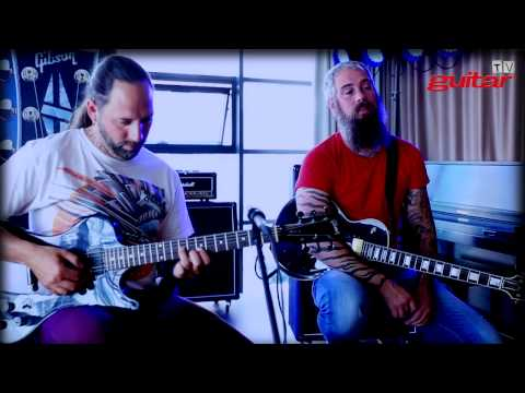 In Flames Guitar Magazin Workshop