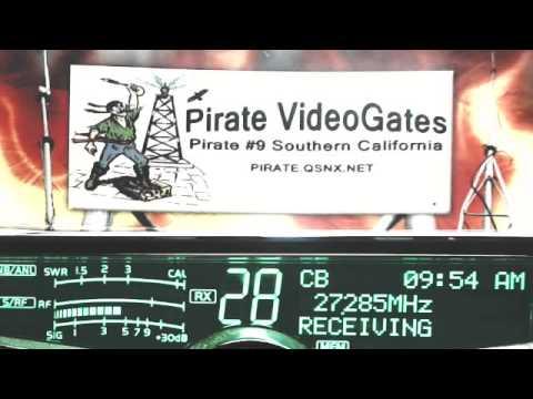 DW MS, Pirate#9 CA, BlueGill CA, Gator Topeka KS, DummyLoad TX, 161 CW NE