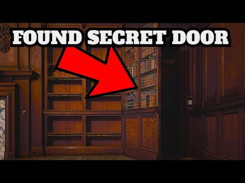 FOUND A SECRET DOOR! EXPLORING ABANDONED 1730 MANSION (HOUSE OF TEARS)