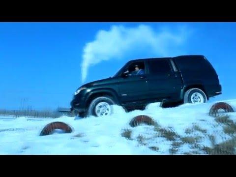 Uaz Pickup   УАЗ Пикап (Патриот)