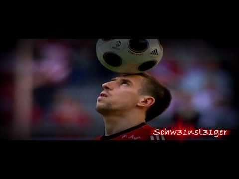 Best of Franck Ribery ● FC Bayern München 2007 - 2011 ● HD
