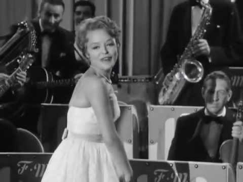 Senior Prom (1958) - Jill Corey sings Big Daddy