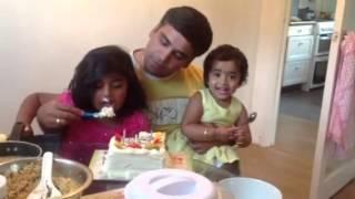 Disha Lasya on Dads birthday Thumbnail