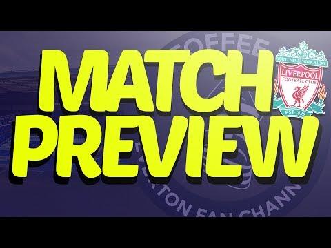 Everton V Liverpool | Merseyside Derby | Match Preview