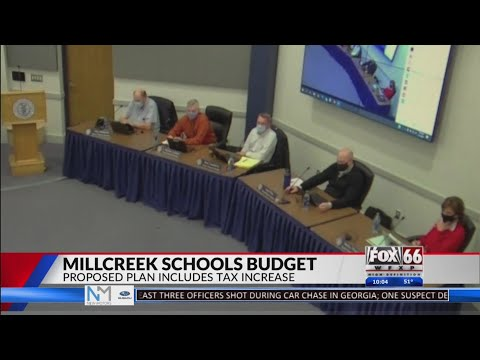 Millcreek School Board shown proposed spending plan for 2021 school year and approves in-person grad