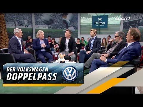 Debatte um Schuster - Veh vs Daum | SPORT1 DOPPELPASS