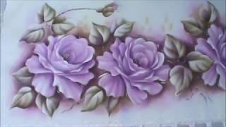 Dicas de pintura grátis por Cristina Ribeiro – Loucos por Pintura