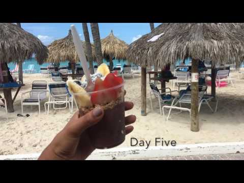 I HEART ARUBA: TRAVEL VLOG