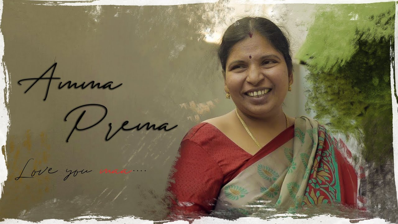 Amma Prema   Mother's Day Special Video   Akhil Jackson