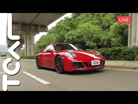 [直播] Porsche 911 Carrera GTS (991 MK2) 跑車試駕 - TCAR