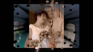 Подарок - Кожаная свадьба 3 года (слайд шоу)