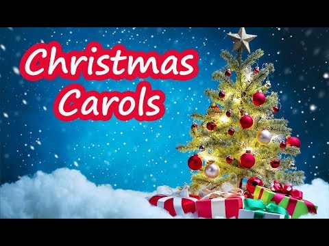 Christmas Carols with Lyrics ♫ Christmas Songs for Kids with Lyric - YouTube