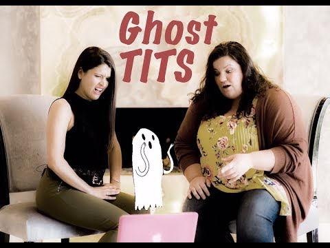 GHOST TITS | Trailer Reaction and Review by Arley and Nicole