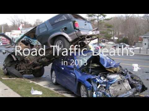 World Road Traffic Death in 2013