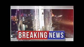 Three killed in New Mexico bus crash