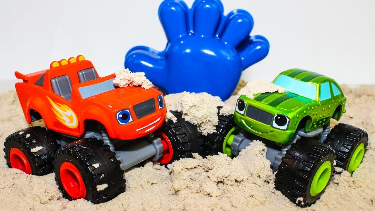 Игры для детей #Машинки МОНСТР ТРАКИ Мультфильмы для детей ...